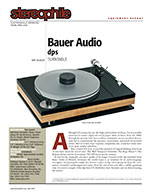 stereophile 4/2010